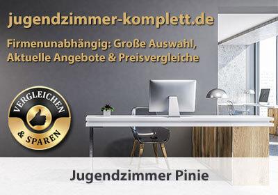 Jugendzimmer Pinie