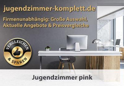 Jugendzimmer pink